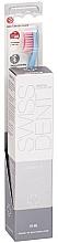 Voňavky, Parfémy, kozmetika Sada - Swissdent Gentle Combo Pack (toothpaste/50ml + toothbrush/1pcs)