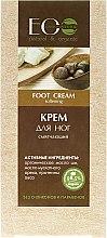 """Voňavky, Parfémy, kozmetika Krém na nohy """"Mäknutia"""" - ECO Laboratorie Food Cream"""