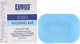 Voňavky, Parfémy, kozmetika Mydlo - Eubos Med Basic Skin Care Solid Washing Bar