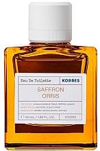 Korres Saffron Orris - Toaletná voda — Obrázky N1