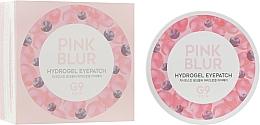 Voňavky, Parfémy, kozmetika Hydrogélové náplasti pod oči - G9Skin Pink Blur Hydrogel Eyepatch