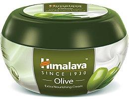 Voňavky, Parfémy, kozmetika Výživný telový krém - Himalaya Herbals Olive Extra Nourishing Cream