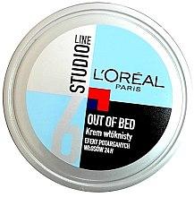 Voňavky, Parfémy, kozmetika Modelovací krém pre vlasy - L'Oreal Paris Studio Line Out of Bed Cream