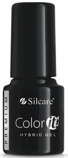 Gélový lak na nechty - Silcare Color IT Premium Hybrid Gel — Obrázky N1
