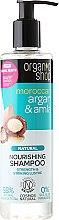 Voňavky, Parfémy, kozmetika Výživný šampón pre vlasy - Organic Shop Argan & Amla Nourishing Shampoo