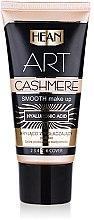 Voňavky, Parfémy, kozmetika Tonálny krém - Hean Make Up Art Cashmere