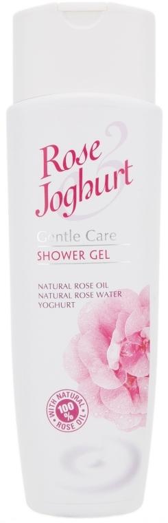 Sprchový gél - Bulgarian Rose Rose & Joghurt Shower Gel