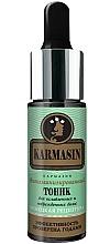 Voňavky, Parfémy, kozmetika Vitaminizované tonikum pre oslabené a poškodené vlasy - Elfa Karmasin Toner Hair