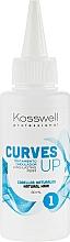 Voňavky, Parfémy, kozmetika Prípravok na vytvorenie kučier - Kosswell Professional Curves Up 1