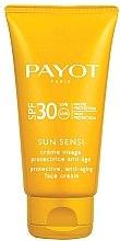Voňavky, Parfémy, kozmetika Omladzujúci krém na tvár s SPF ochranou - Payot Sun Sensi Protective Anti-aging Face Cream
