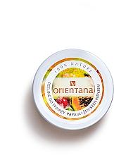 """Voňavky, Parfémy, kozmetika Krémový peelingový tvár """"Papaya"""" - Orientana Natural Cream Face Scrub Papaya"""