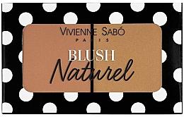 Voňavky, Parfémy, kozmetika Dvojitá lícenka - Vivienne Sabo Naturel Blush Duo