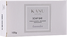 """Voňavky, Parfémy, kozmetika Kusové mydlo """"Levanduľa"""" na ruky a telo - Kanu Nature Soap Bar Lavender"""