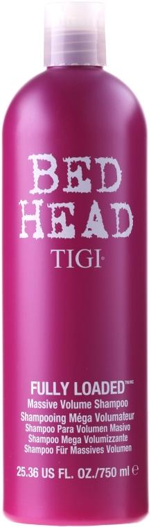 Šampón na vlasy - Tigi Bed Head Fully Loaded Shampoo