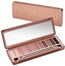 Voňavky, Parfémy, kozmetika Paleta tieňov na viečka, 12 odtieňov - Urban Decay Naked3 Eyeshadow Palette