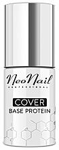 Voňavky, Parfémy, kozmetika Kamuflážová báza pod gél lak - NeoNail Professional Cover Base Protein
