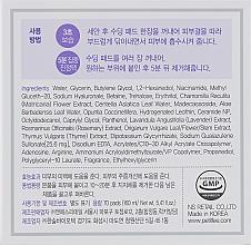 Ultra upokojujúce očné vankúšiky na čistenie na tonizáciu - Petitfee&Koelf Azulene Ultra Soothing Pads — Obrázky N3