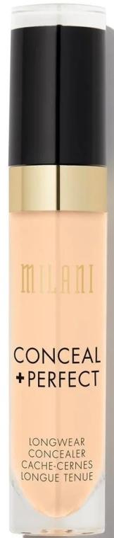 Korektor na tvár - Milani Conceal + Perfect Longwear Concealer
