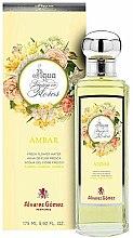 Voňavky, Parfémy, kozmetika Alvarez Gomez Agua Fresca de Flores Ambar - Toaletná voda