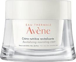 Voňavky, Parfémy, kozmetika Regeneračný výživný krém na tvár - Avene Eau Thermale Revitalizing Nourishing Cream
