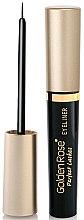 Voňavky, Parfémy, kozmetika Očná linka - Golden Rose Perfect Lashes Black EyeLiner