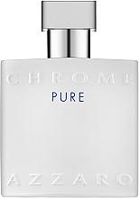 Voňavky, Parfémy, kozmetika Azzaro Chrome Pure - Toaletná voda