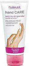 Voňavky, Parfémy, kozmetika Krém na ruky a nechty výživný - Floslek Hand Care Hand And Nail Cream Nourishing