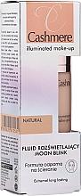 Voňavky, Parfémy, kozmetika Rozjasňujúci fluid - Dax Cashmere Illuminated Make-up Fluid Moon Blink