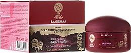 Voňavky, Parfémy, kozmetika Hydratačná maska na vlasy - Natura Siberica Wild Siberica Saarema Moisturizing Mask
