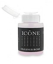 Voňavky, Parfémy, kozmetika Prostriedok na na odmasťovanie nechtov - Icone Cleaner Rose