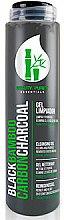 Voňavky, Parfémy, kozmetika Čistiaci gél na tvár - Diet Esthetic Black Bamboo Carbon Charcoal Cleansing Gel