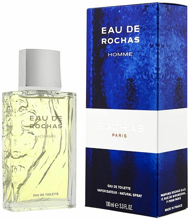 Rochas Eau de Rochas Homme - Toaletná voda