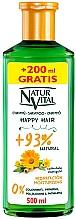Voňavky, Parfémy, kozmetika Hydratačný šampón na vlasy - Natur Vital Happy Hair Moisturising Shampoo