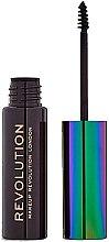 Voňavky, Parfémy, kozmetika Gél na obočie - Makeup Revolution Brow Mascara With Cannabis Sativa