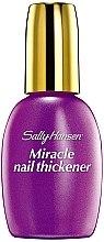 Voňavky, Parfémy, kozmetika Prostriedok na spevnenie mäkkých a tenkých nechtov, priehľadný - Sally Hansen Miracle Nail Thickener