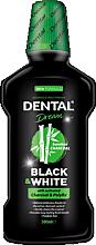 Voňavky, Parfémy, kozmetika Ústna voda - Dental Dream Black & White