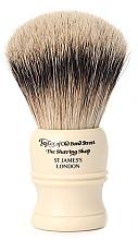 Voňavky, Parfémy, kozmetika Štetka na holenie, SH2 - Taylor of Old Bond Street Shaving Brush Super Badger Size M