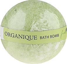 Voňavky, Parfémy, kozmetika Šumivá guľa do kúpeľa - Organique HomeSpa Feel Up Bath Bomb