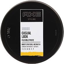 Voňavky, Parfémy, kozmetika Pasta pre styling vlasov - Axe Urban Casual Look Flexible Paste