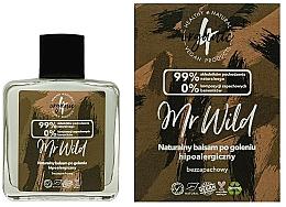 Voňavky, Parfémy, kozmetika Hypoalergénny balzam po holení   - 4Organic Natural Hypoallergenic After Shave Balm