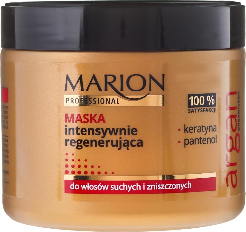 Maska na vlasy - Marion Professional Argan Mask