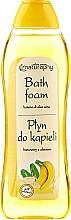 """Voňavky, Parfémy, kozmetika Pena do kúpeľa """"Banán a aloe"""" - Bluxcosmetics Naturaphy Banana & Aloe Vera Bath Foam"""