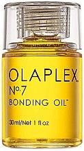 Voňavky, Parfémy, kozmetika Vysoko koncentrovaný, ultraľahký, regeneračný olej na vlasy - Olaplex №7 Bonding Oil
