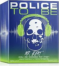 Voňavky, Parfémy, kozmetika Police To Be Mr Beat - Toaletná voda