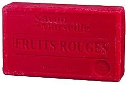"""Voňavky, Parfémy, kozmetika Prírodné mydlo """"Červené ovocie"""" - Le Chatelard 1802 Red Fruit Soap"""