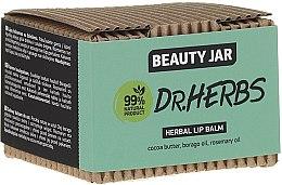 Voňavky, Parfémy, kozmetika Balzam na pery - Beauty Jar Dr.Herbs Herbal Lip Balm