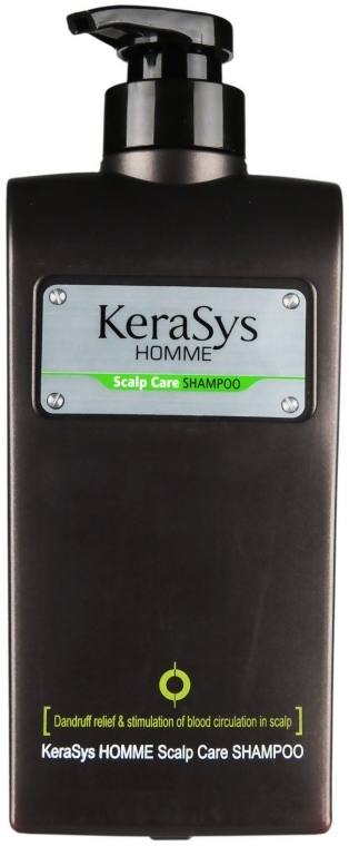 Šampón pre liečbu pokožky hlavy - KeraSys Hair Balancing Shampoo