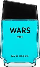 Voňavky, Parfémy, kozmetika Miraculum Wars Fresh - Kolínska voda