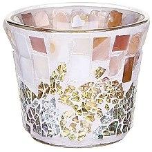 Voňavky, Parfémy, kozmetika Svietnik na sviečku - Yankee Candle Gold and Pearl Votive Sampler Holder