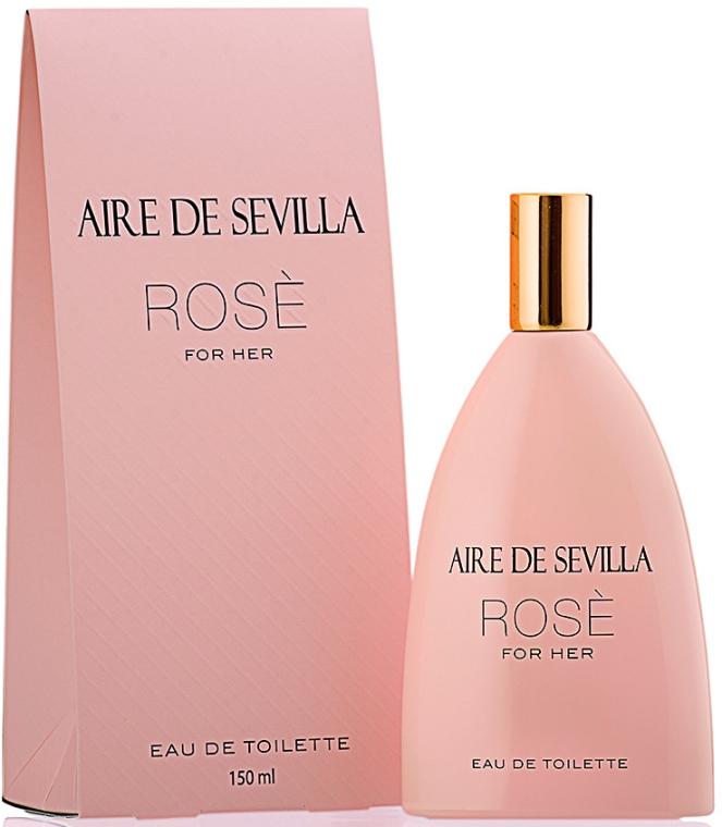 Instituto Español Aire de Sevilla Rose - Toaletná voda